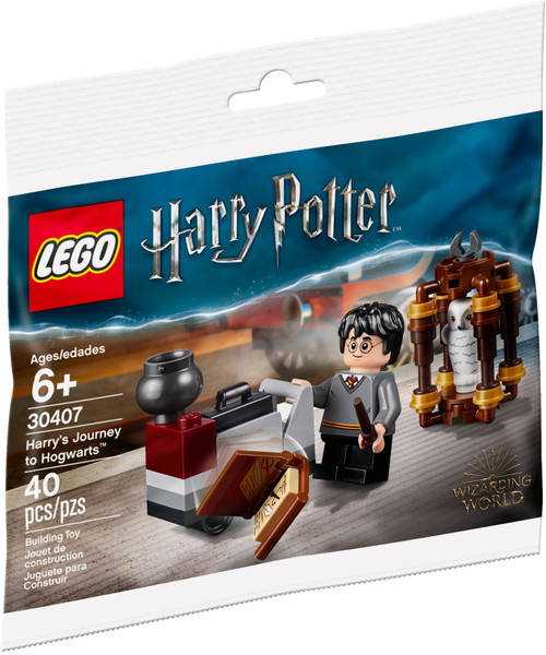 30407 LEGO® Harry Potter Harry's Journey to Hogwarts