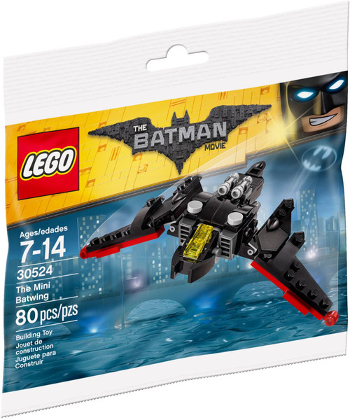 30524 LEGO® Batman Movie™ The Mini Batwing polybag