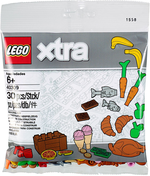 40309 LEGO® Creator Food Accessories