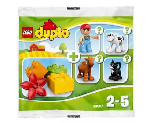 30067-2 LEGO® Duplo Farmer polybag