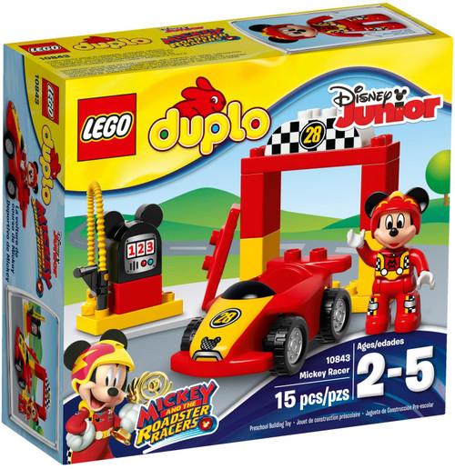 10843 LEGO® Duplo® Mickey Racer