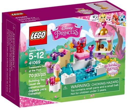 41069 LEGO® Disney Princess Treasure's Day at the Pool