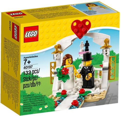 40197 LEGO® Wedding Favour Set 2018