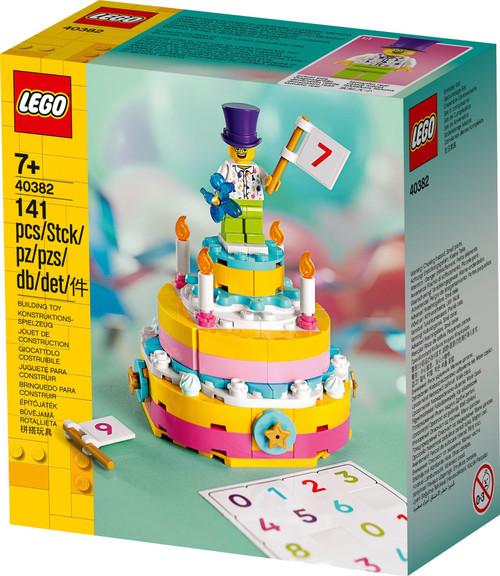 40382 LEGO® Birthday Set