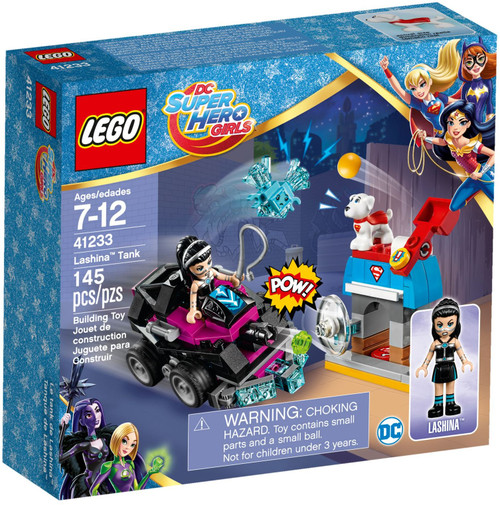 41233 LEGO® DC Super Hero Girls® Lashina Tank