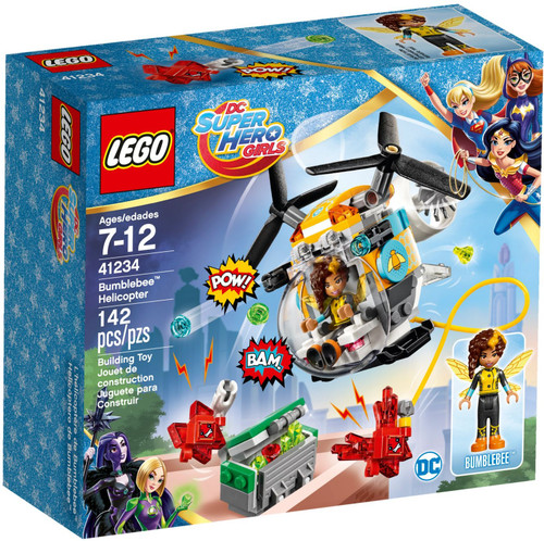 41234 LEGO® DC Super Hero Girls® Bumblebee Helicopter