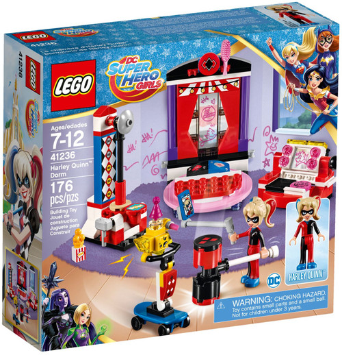 41236 LEGO® DC Super Hero Girls® Harley Quinn Dorm