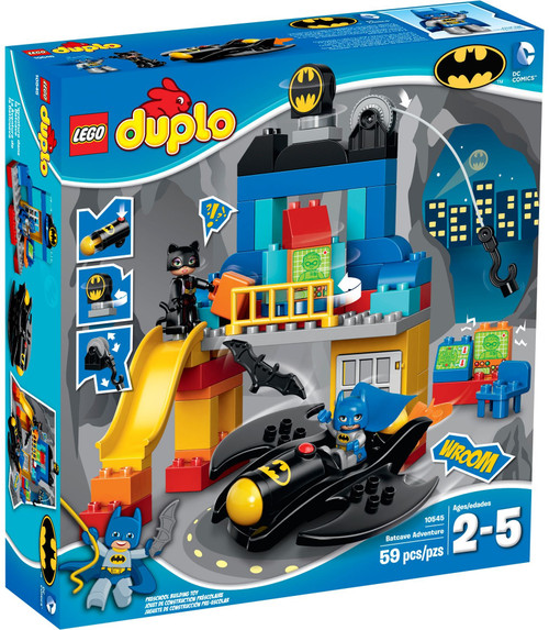 10545 LEGO® Duplo® Batcave Adventure