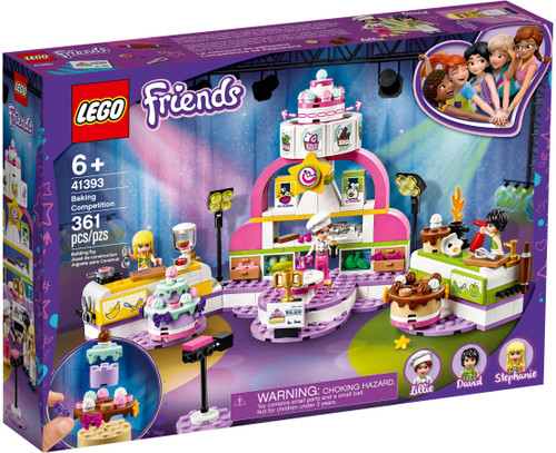 41393 LEGO® Friends Baking Competition