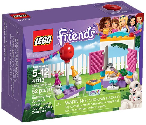 41113 LEGO® Friends Party Gift Shop