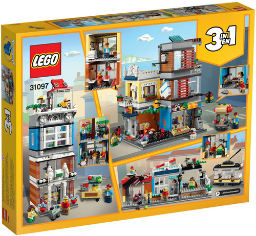 31097 LEGO® Creator Townhouse Pet Shop & Café