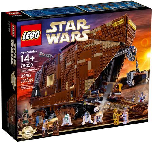 75059 LEGO® Star Wars™ Sandcrawler