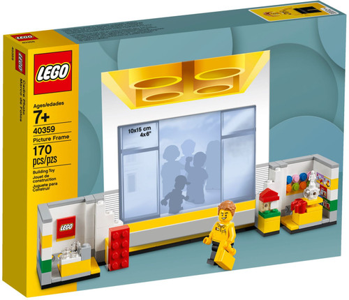 40359 LEGO® Creator LEGO Store Picture Frame