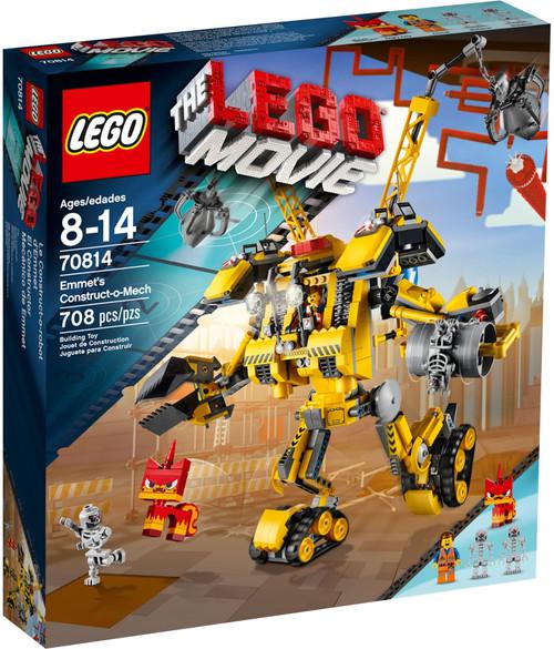 70814 LEGO® Lego Movie Emmet's Construct-o-Mech