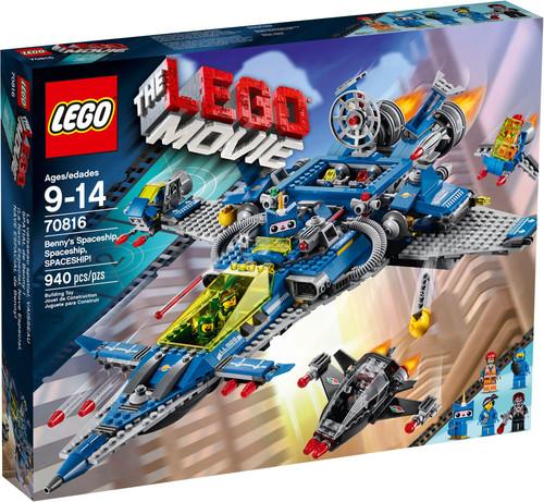 70816 LEGO® Lego Movie Benny's Spaceship, Spaceship, SPACESHIP!