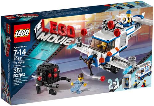 70811 LEGO® Lego Movie The Flying Flusher