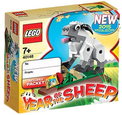 40148 LEGO® Year of the Sheep