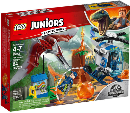 10756 LEGO® Pteranodon Escape