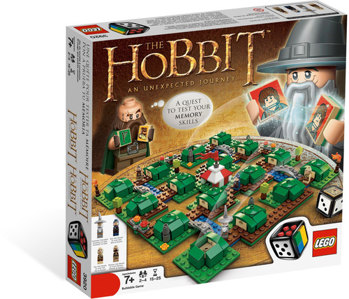 3920 LEGO® The Hobbit: An Unexpected Journey board-game