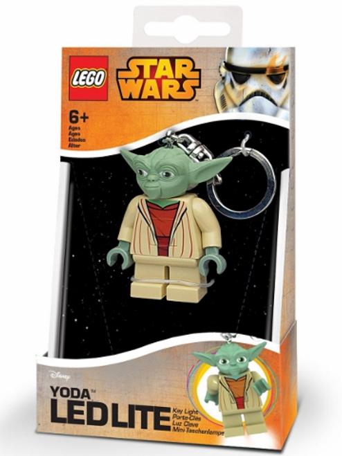 LGLKE11 LEGO® Star Wars™ Yoda Key Chain (LEDLITE)