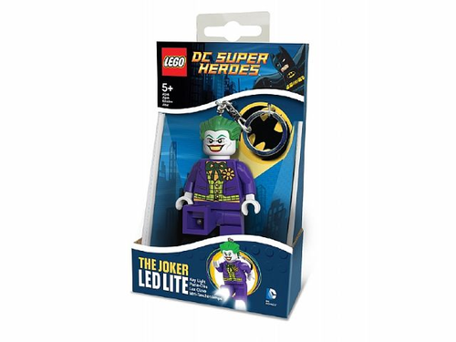 LGLKE30 LEGO® DC Super Heroes™ The Joker Key Chain (LEDLITE)