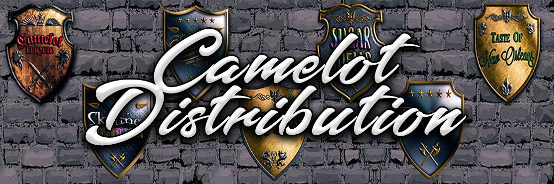 Camelot Distribution: Wholesale Eliquid Supplier