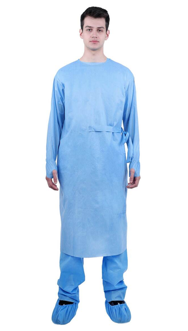 AAMI Level 2 - Over The Head Isolation Gown