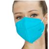 Blue KN95 Respiratory Masks 10/Box