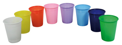 Econo Plastic Cups 5oz 1000/Case
