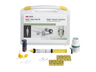 RelyX Fiber Post 3D Trial Kit