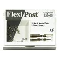 Flexi-Post Refill Stainless Steel 130, 10/Pkg