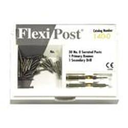 Flexi-Post Refill Stainless Steel 140, 30/Pkg