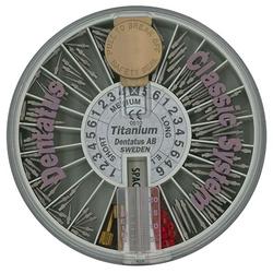 Suretex TST-60 Titanium Posts Kit 60/Box