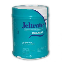 Jeltrate Alginate Regular Set