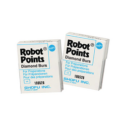 Robot Point FG 824 Diamond R 6/Pk