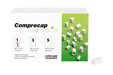 Comprecap Anatomical Set 120/Bx