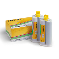 Affinis Light Body Fast Wash 2x50ml Cartridges