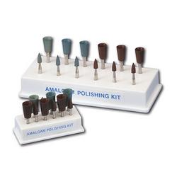 Amalgam Polish Kit CA Plastic