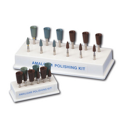 Amalgam Polish Kit CA Plastic