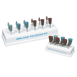 Amalgam Polish Kit FG Plastic