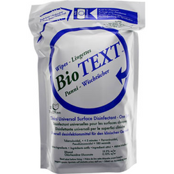 BioText Euro Wipes 8 Refill