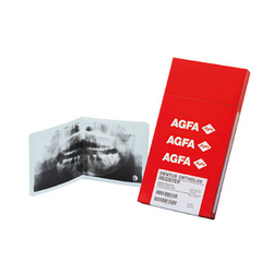 Agfa Ortholux 5x12, Pan, Film 39N5L 100/Bx, 12.7 x 30.5 cm (5x12 in)