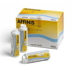 Affinis Regular Wash microSystem Regular Body 4x25ml Cartridges
