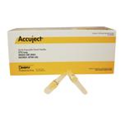 Accuject Needle 25G Short 21mm 100/Bx