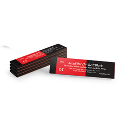 Accufilm II Red/Black Booklets 5x50 Sheets