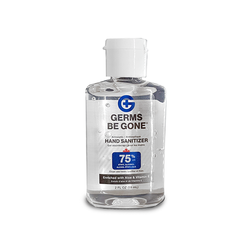 Germs Be Gone Hand Sanitizer 2oz Travel Size