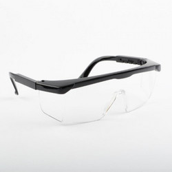 Safety Glasses, 1 Pair