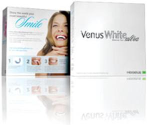 Venus White Ultra Trays, 7 Upper & 7 Lower Pre-filled trays