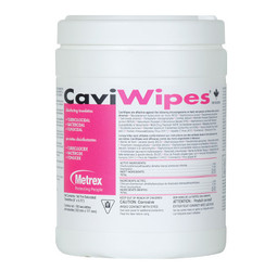 CaviWipes Disinfectant Wipes Large 160/Can