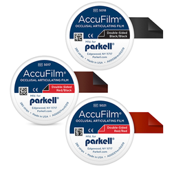 AccuFilm II Roll Strips Double Sided